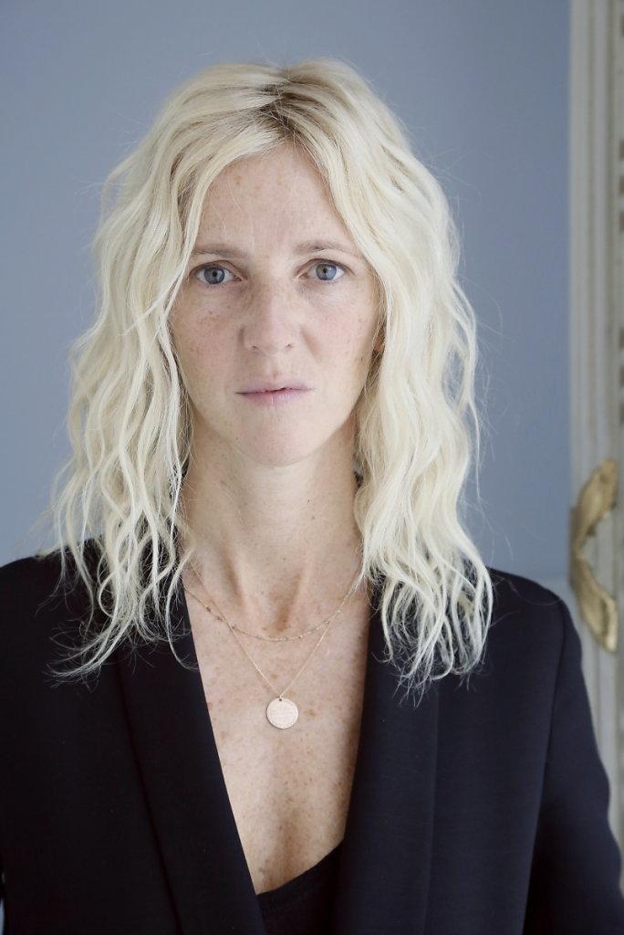 Sandrine Kiberlin