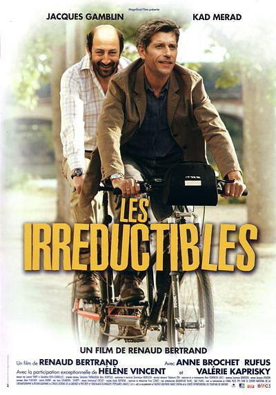 """""""Les Irréductibles"""" de Renaud Bertrand"""