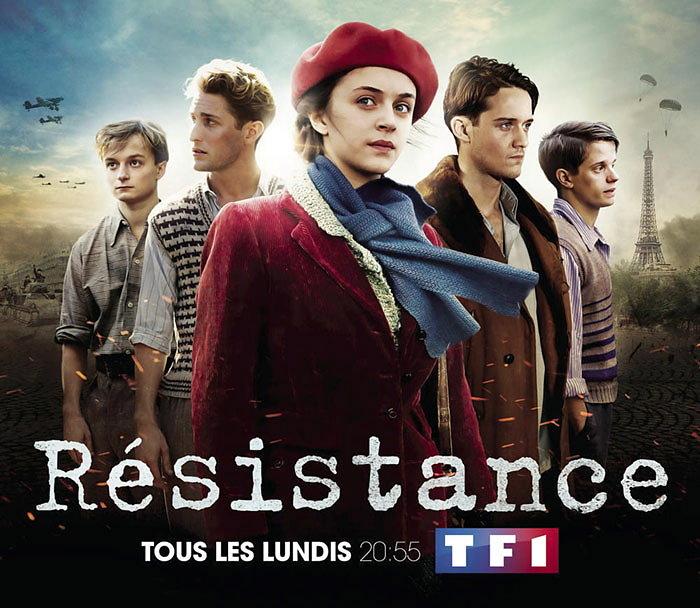 """""""Résistance"""" de Miguel Courtois"""