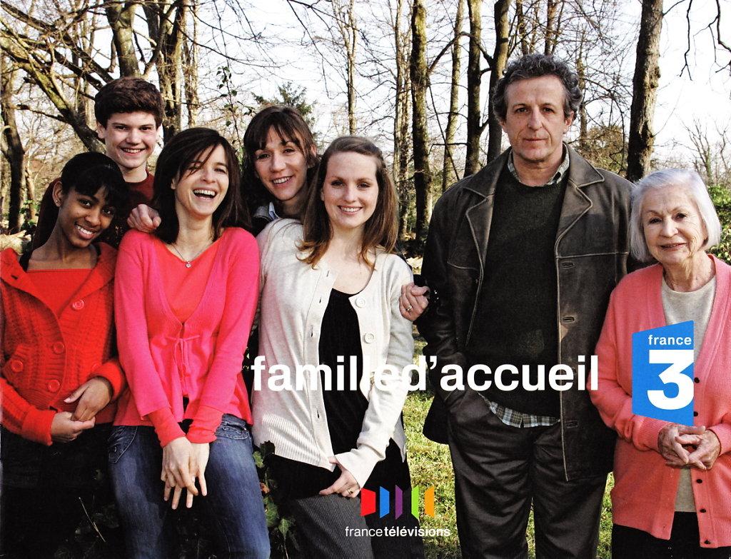 """""""Famille d'Accueil"""""""